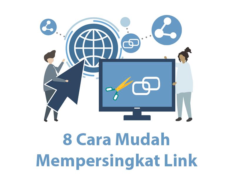 8 Cara Mudah Mempersingkat Link