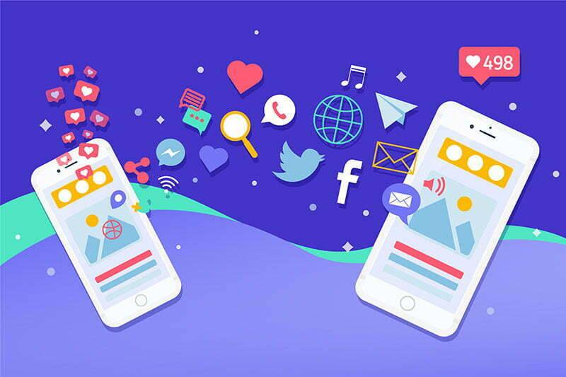 Daftar Social media terpopuler untuk bisnis