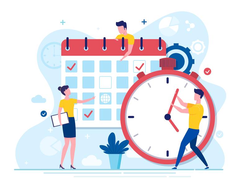 Kalender Editorial 2020