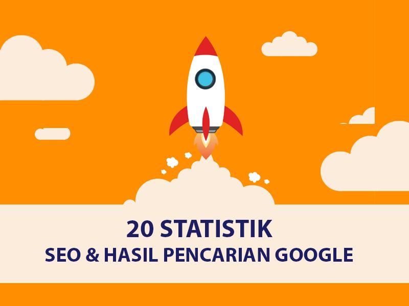 infografis statistik seo