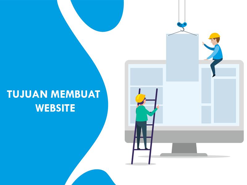 tujuan membuat website