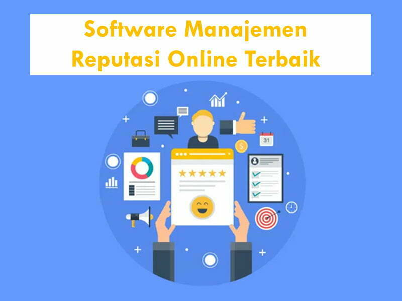 Software Analisis reputasi online