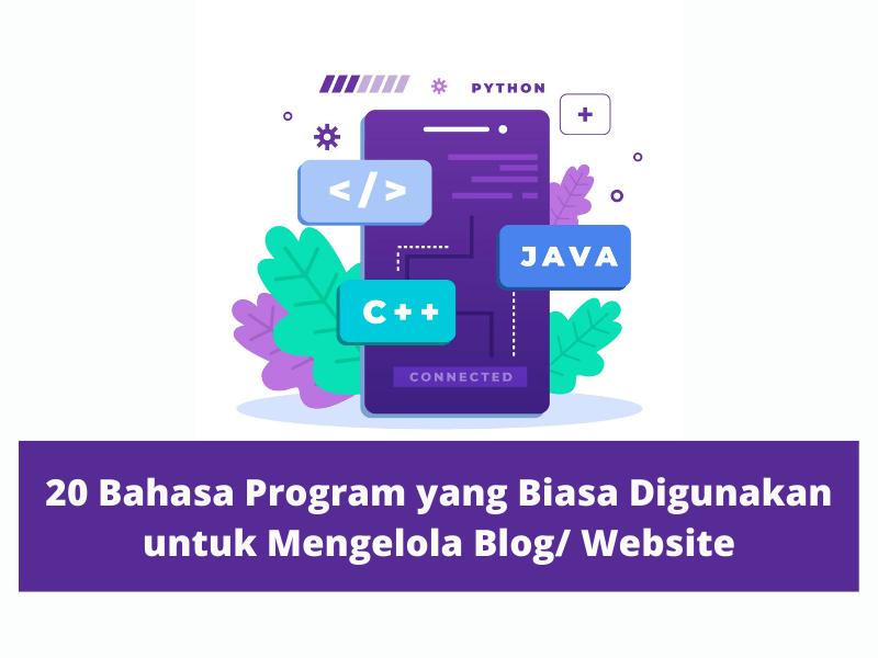 Jenis Bahasa Program