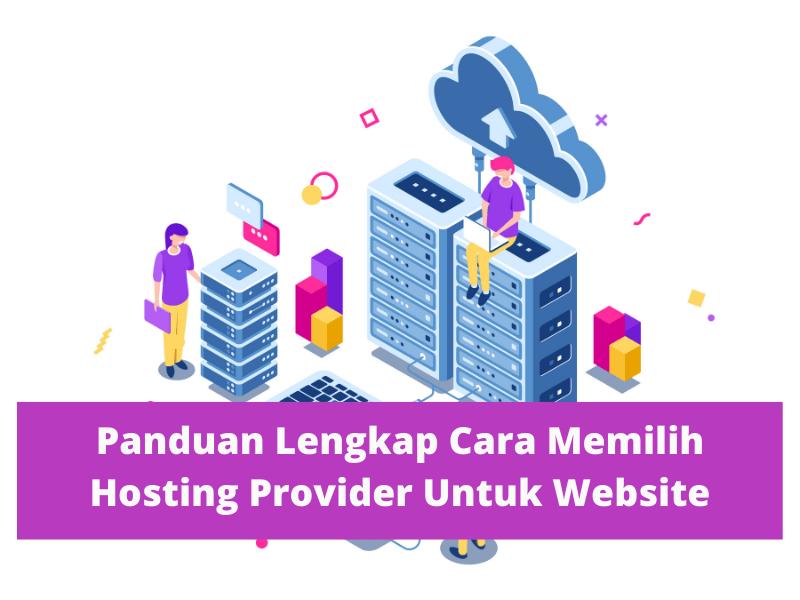 sebutkan beberapa faktor pertimbangan dalam memilih layanan hosting